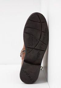 A.S.98 - Cowboy/Biker boots - calvados - 6
