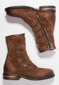 A.S.98 - Classic ankle boots - calvados - 3