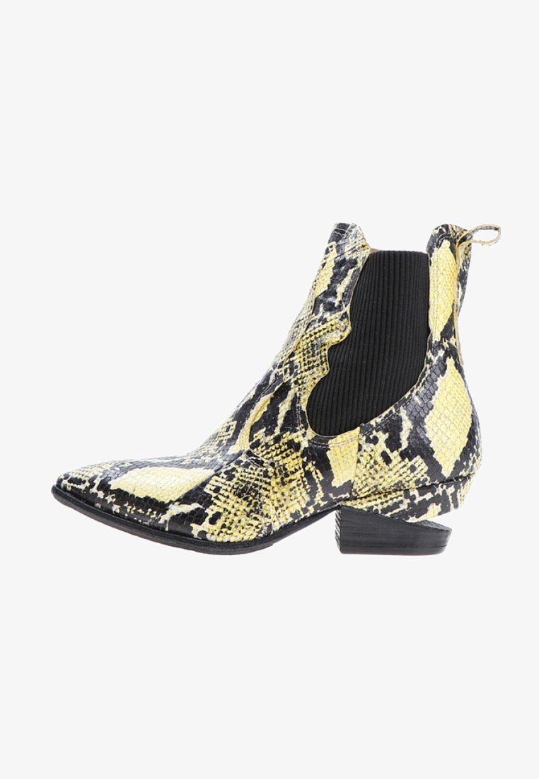 A.S.98 - Ankle Boot - yellow