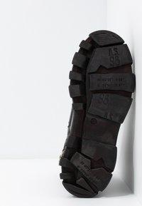 A.S.98 - Cowboy/biker ankle boot - nero - 6