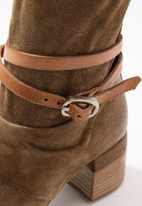 A.S.98 - Cowboy/Biker boots - africa - 2