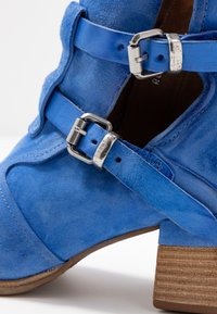 A.S.98 - Botines camperos - blue - 2