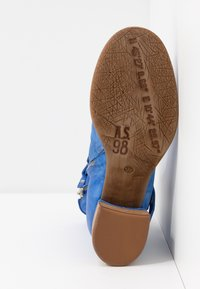A.S.98 - Botines camperos - blue - 6