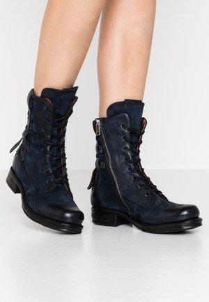 Kovbojské/motorkářské boty - tornado