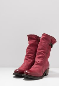A.S.98 - Kovbojské/motorkářské boty - cardinal/testa di moro - 4