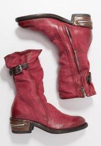 A.S.98 - Kovbojské/motorkářské boty - cardinal/testa di moro - 3