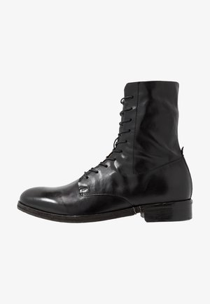 VADER - Lace-up ankle boots - nero