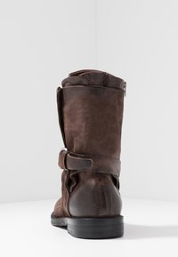 A.S.98 - SAMURAI - Lace-up boots - fondente - 3