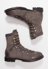 A.S.98 - CELTIKA - Lace-up ankle boots - smoke - 1