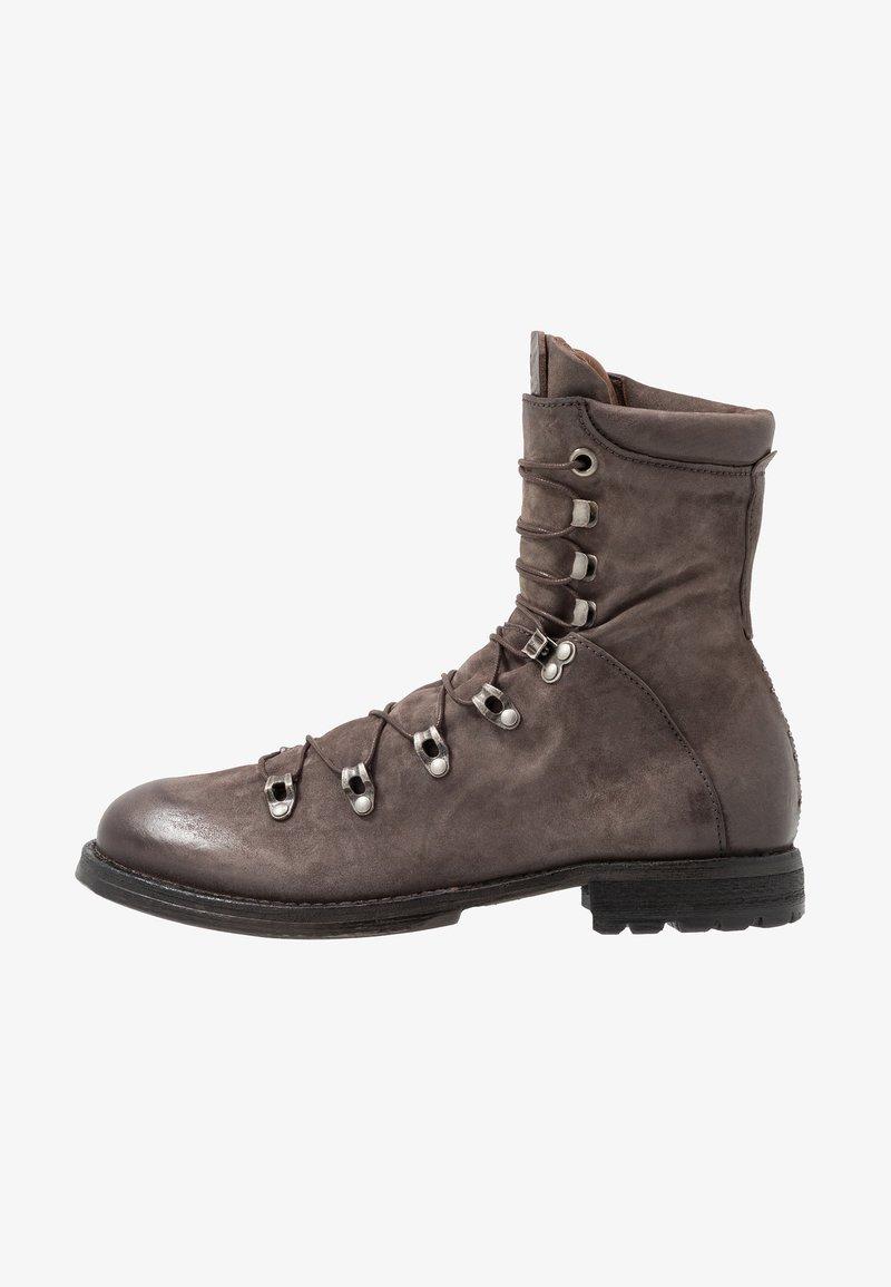 A.S.98 - CELTIKA - Lace-up ankle boots - smoke
