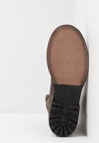 A.S.98 - CELTIKA - Lace-up ankle boots - smoke - 4