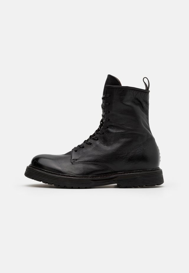 REPUNK - Veterboots - nero