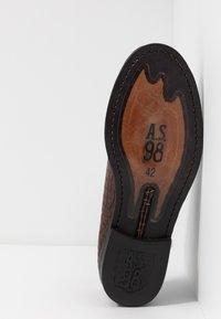 A.S.98 - BRIKLANE - Lace-ups - sequoia - 4