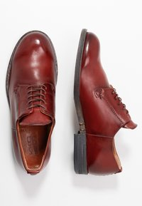 A.S.98 - BRIKLANE - Lace-ups - ginger - 1