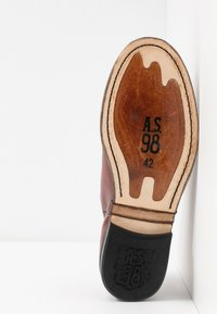 A.S.98 - BRIKLANE - Lace-ups - ginger - 4