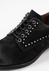 A.S.98 - VADER - Šněrovací boty - nero - 5