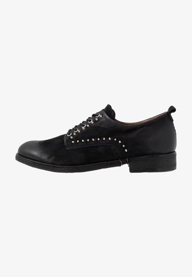 VADER - Šněrovací boty - nero