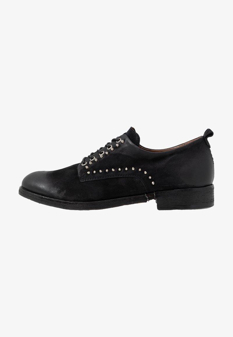 A.S.98 - VADER - Šněrovací boty - nero