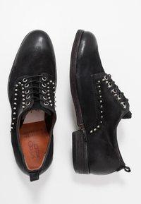 A.S.98 - VADER - Šněrovací boty - nero - 1