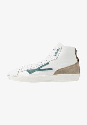 MUN - Sneakersy wysokie - bianco