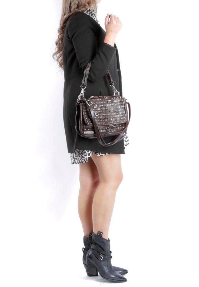 Handbag - ebano