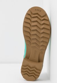 Aigle - VICTORINE SABOT - Sandaler - peacok - 6