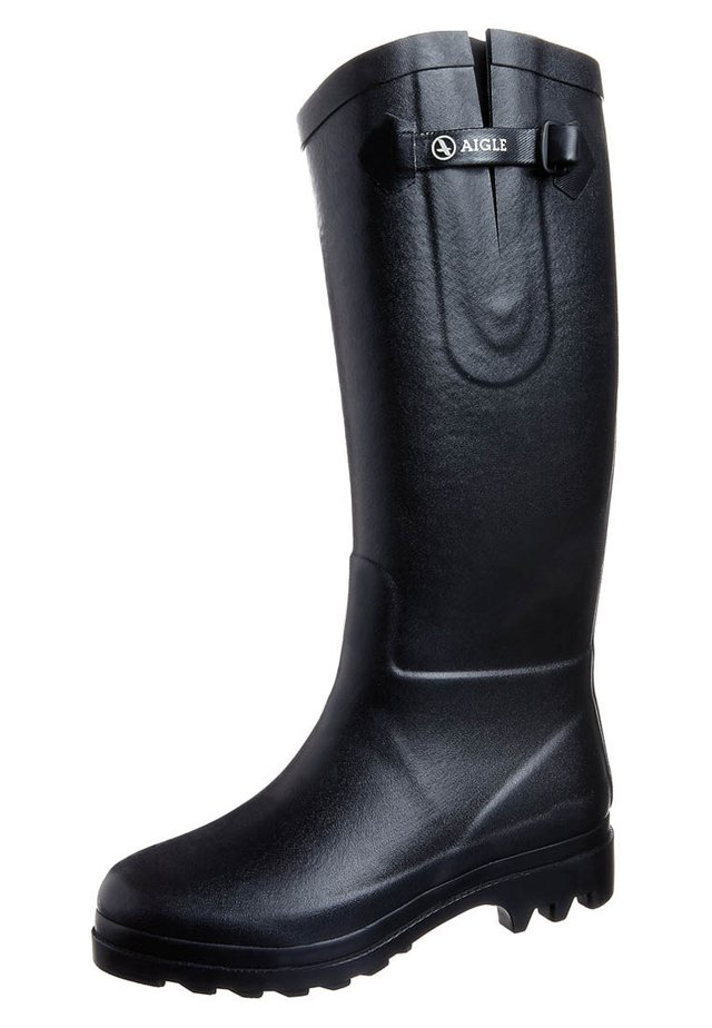 AIGLENTINE - Wellies - black