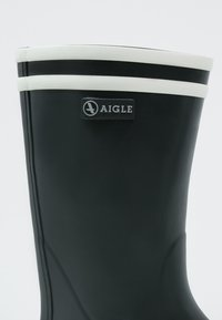 Aigle - MALOUINE - Wellies - marine/blanc - 6