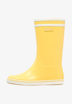 MALOUINE - Wellies - jaune