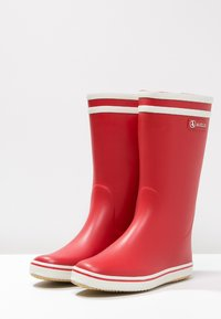 Aigle - MALOUINE - Wellies - rouge - 3