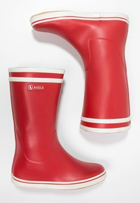 Aigle - MALOUINE - Wellies - rouge - 2