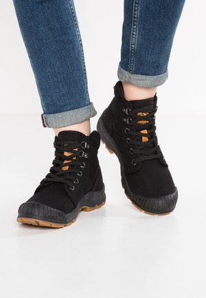 TENERE LIGHT - Bottines de randonnée - black