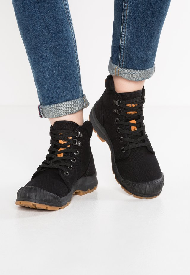 TENERE LIGHT - Walking boots - black