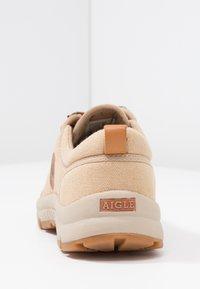 Aigle - TENERE LIGHT - Baskets basses - sand - 5