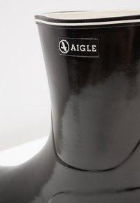 Aigle - VENISE BOTTILLON - Wellies - noir - 2