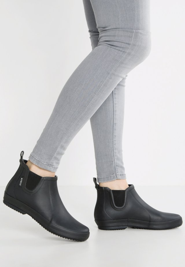 MALOUINE  - Wellies - noir