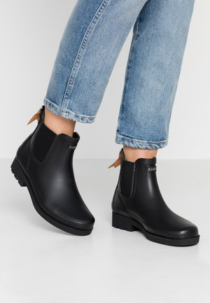 CARVILLE - Wellies - noir