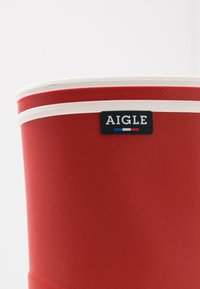 Aigle - CHANTEBOOT STRIPES - Wellies - rouge - 2