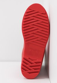 Aigle - CHANTEBOOT STRIPES - Wellies - rouge - 6