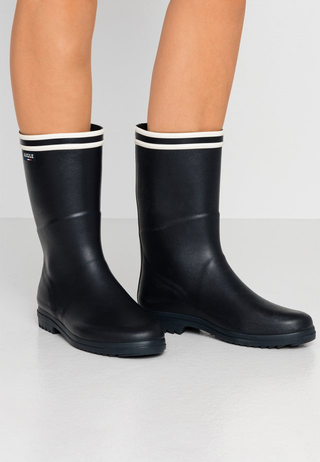 CHANTEBOOT - Wellies - marine