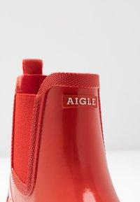 Aigle - CARVILLE WOMAN - Regenlaarzen - sweet varnished - 2