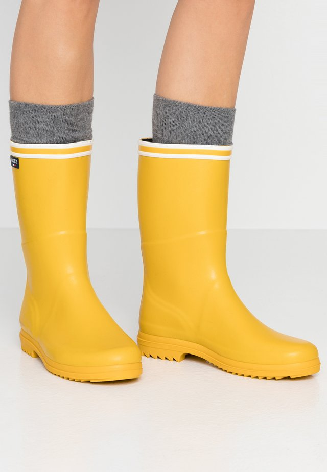 CHANTEBOOT - Wellies - lemony