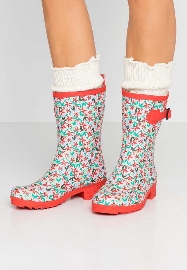 BOTTILLON PRINT - Wellies - multicolor