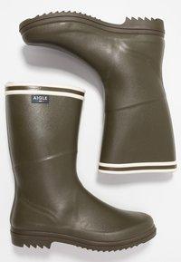 Aigle - CHANTEBOOT - Wellies - kaki - 3