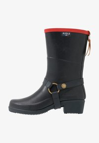Aigle - MISS JULIE  - Wellies - marine/rouge - 1