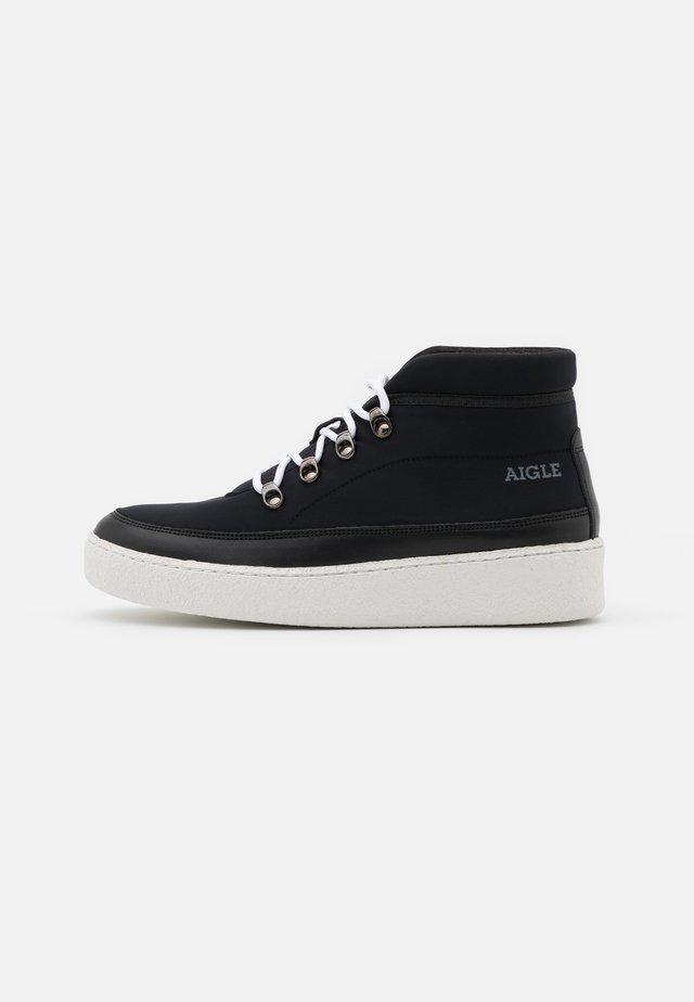 SKILON MID NEW - Boots à talons - black