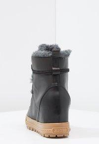 Aigle - LAPONWARM - Bottes de neige - black - 4