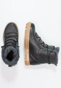 Aigle - LAPONWARM - Bottes de neige - black - 2
