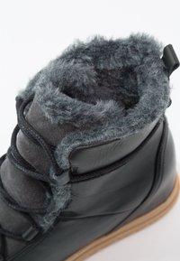 Aigle - LAPONWARM - Bottes de neige - black - 6