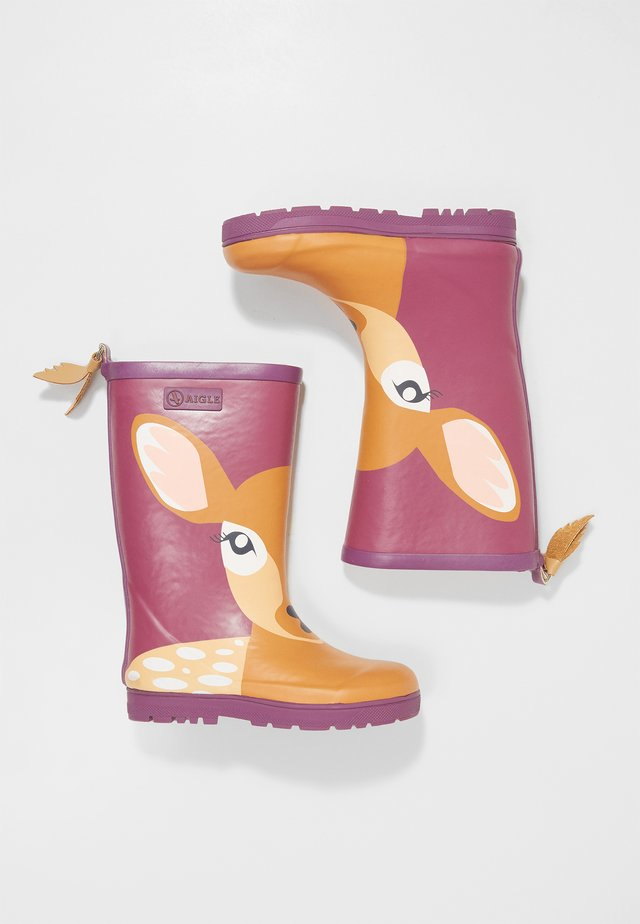 WOODYPOP FUN - Wellies - biche